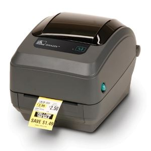 Zebra GK420t TT/DT 203dpi Printer